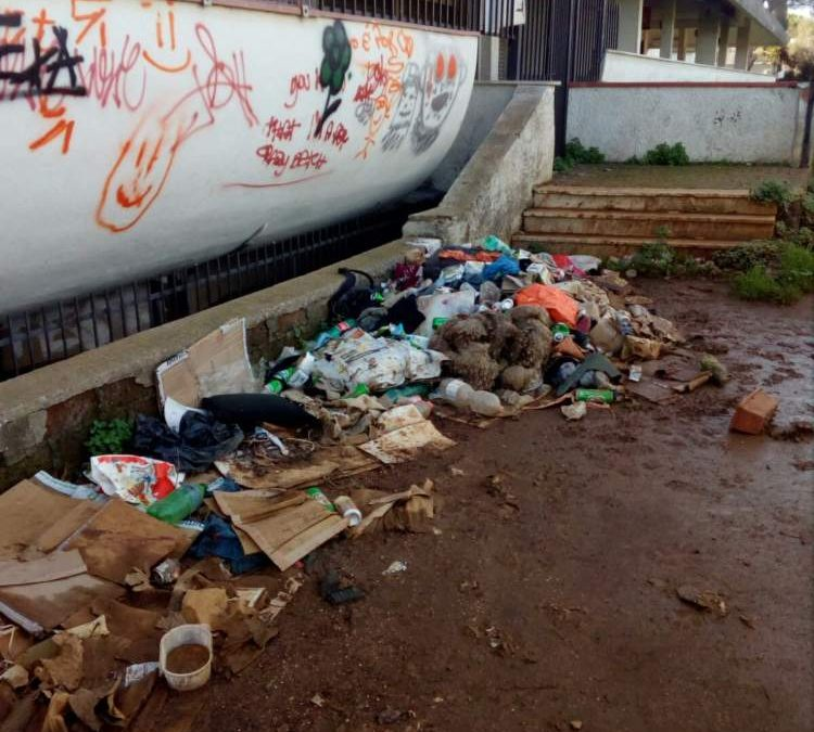 Fratelli d'Italia Cerveteri segnala degrado a Cerenova