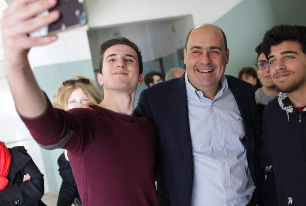 Anche ad Oriolo nasce il Comitato a sostegno di Zingaretti