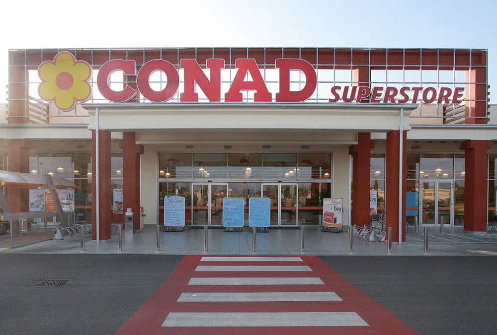 Conad Cerveteri: aprirà nel 2019