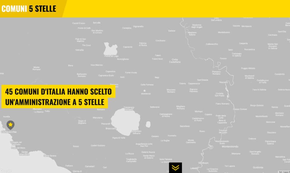 Anguillara Sabazia non è più amministrata dal Movimento 5 Stelle?