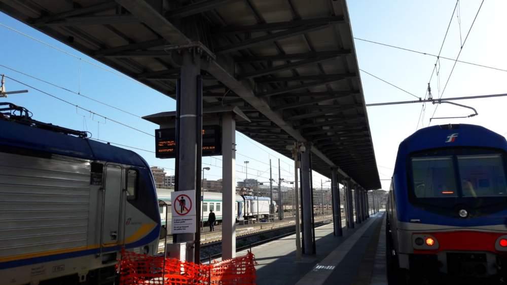 Fl5, pensiline pronte a Civitavecchia e pendolari entusiasti per le nuove corse