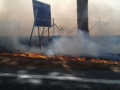 incendio palo foto Francesca Carlomagno