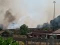incendio palo ladispoli