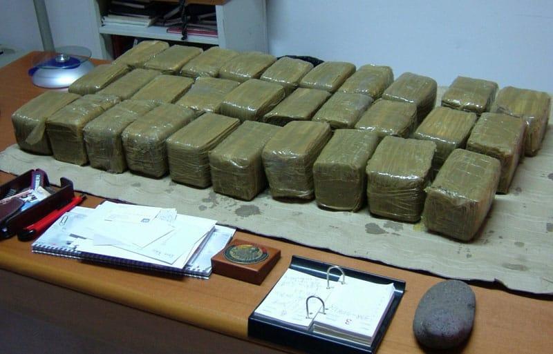 Catania, nigeriana arrestata con 7 kg di droga$