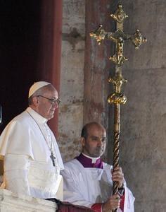 """Habemus Papam"", a sorpresa l'argentino Bergoglio Papa Francesco"