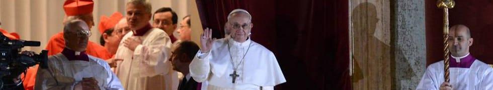 Jorge Mario Bergoglio è il nuovo papa