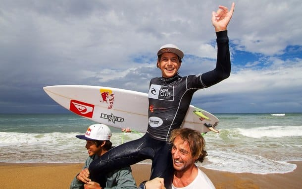 Surf, Leonardo Fioravanti qualificato per la World Surf League 2019