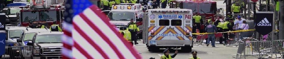 Attentato a Boston: 2 bombe sulla maratona