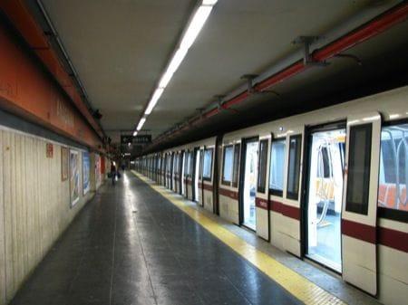 Metro A e B: al via gara da 66 milioni per manutenzione straordinaria treni