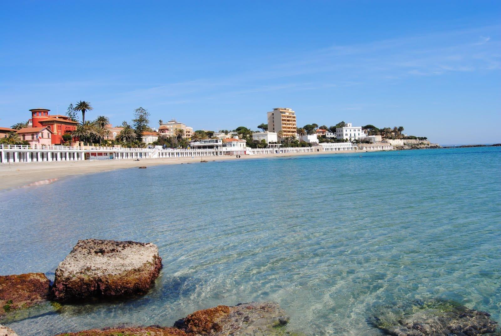Dove fare il bagno quest 39 estate la mappa di arpa lazio - Bagno romano igea marina ...