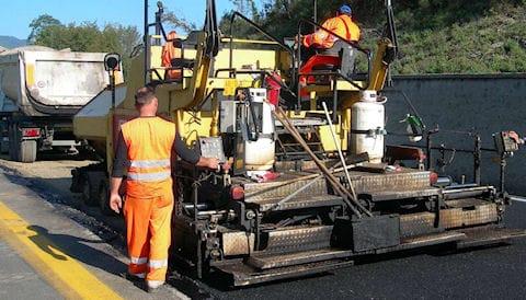 Valcanneto, dopo la metanizzazione partono i lavori di rifacimento del manto stradale