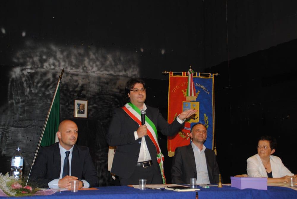 """Santa Marinella, Bacheca sulla condanna: """"Incredulo e amareggiato, solidale con Ballarini"""""""