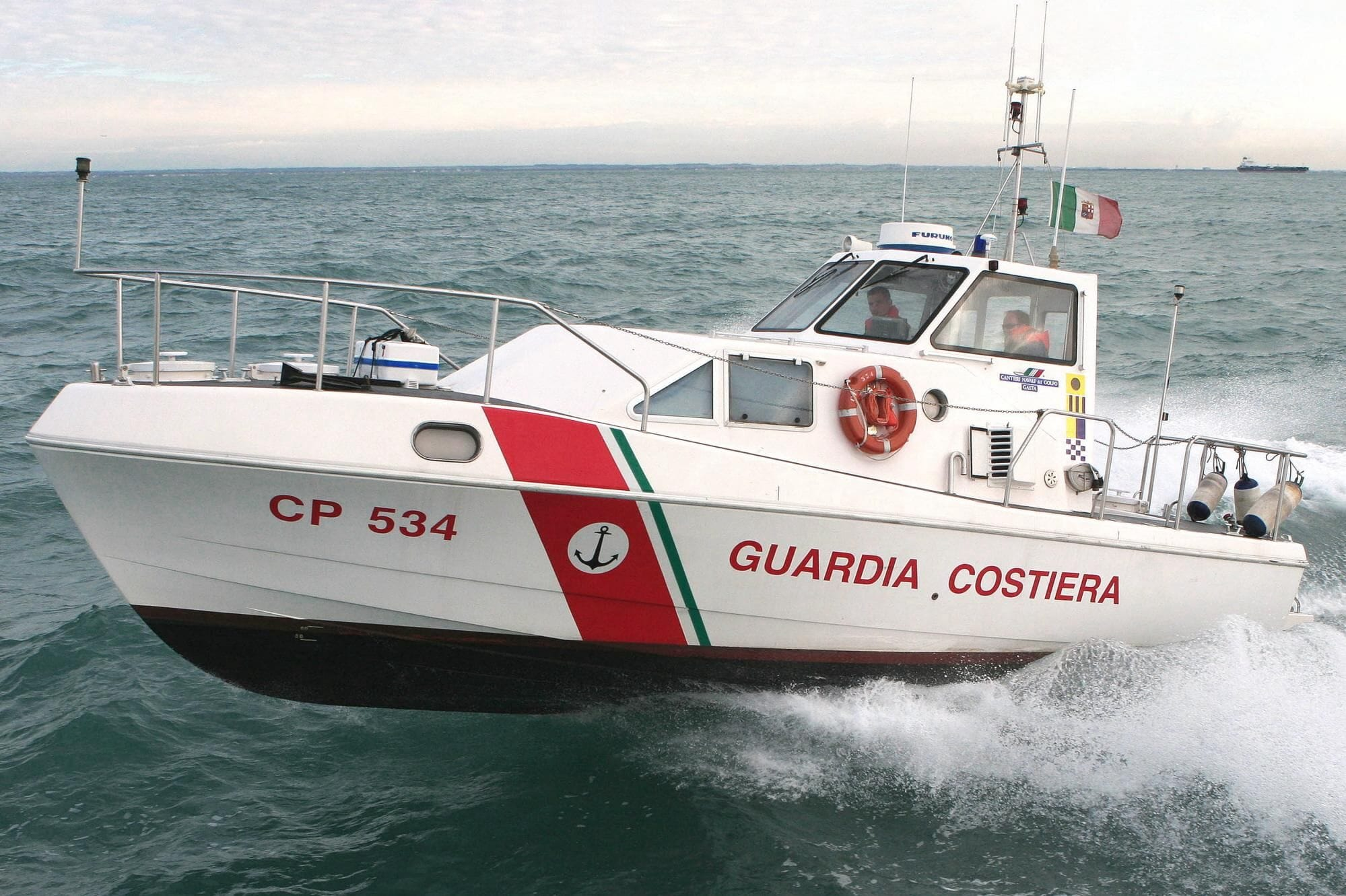 Guardia Costiera Civitavecchia, nuove operazioni di ispezione subacquea al relitto del Motopesca Rosinella