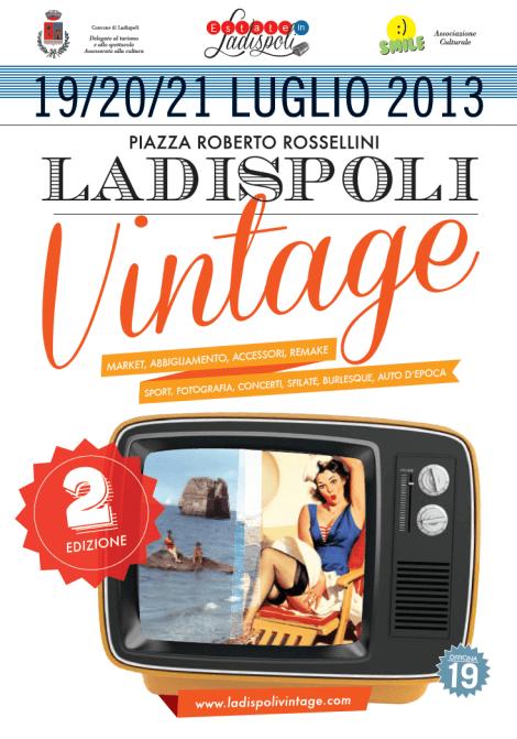 """Dopo il successo dell'estate scorsa, torna """"Ladispoli Vintage"""""""