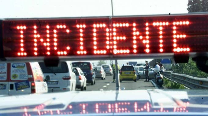 Incidente sull'Aurelia: 8 km di coda in direzione Roma