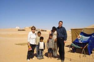 visita wilaya Smara