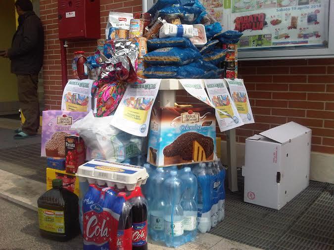 Cerveteri, solidarietà: sabato al Carrefour raccolta alimentare