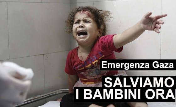 Emergenza Gaza, il quadro dell'emergenza a cura dell'UNICEF