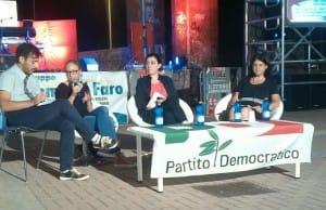 foto dibattito