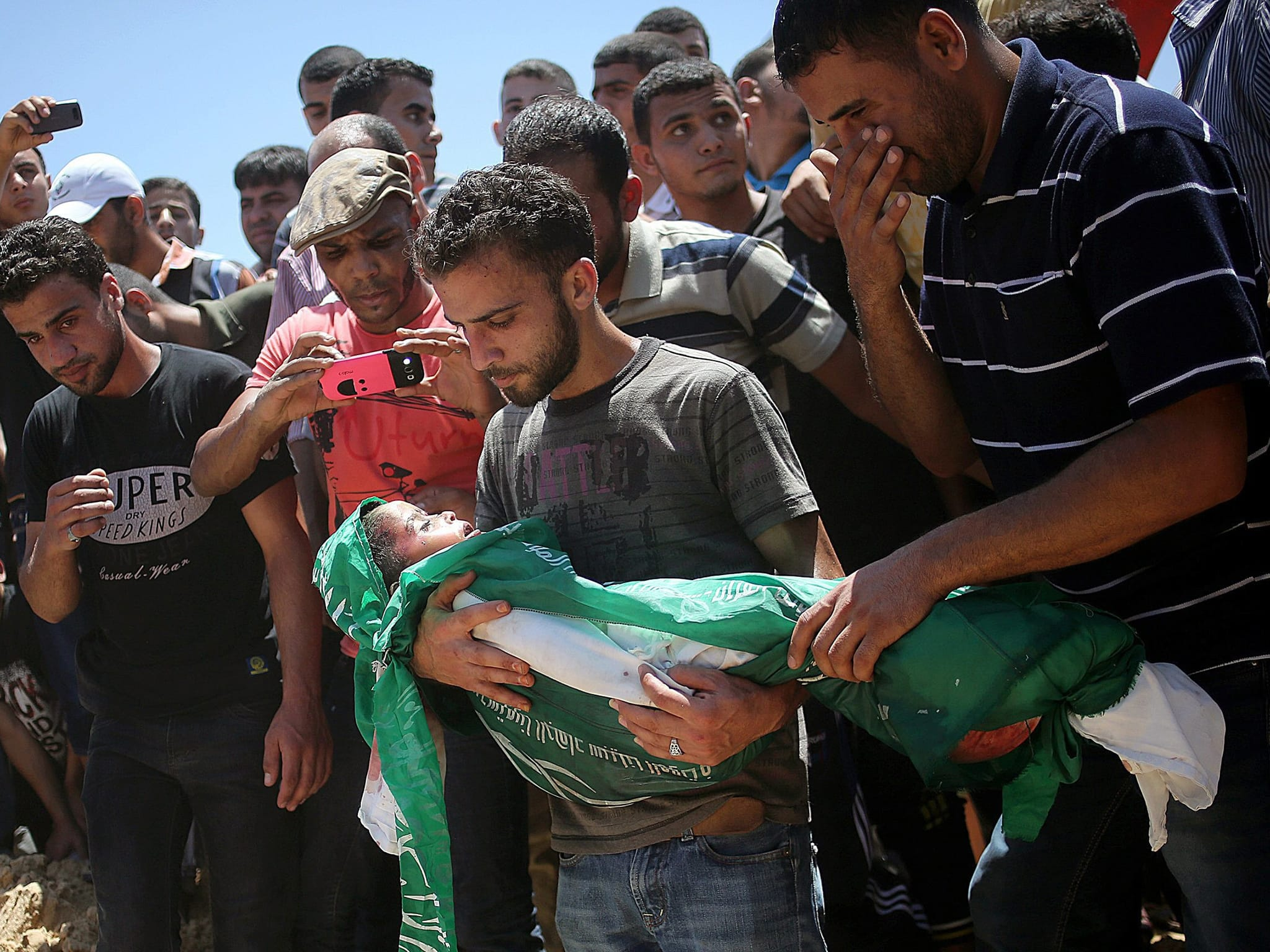 Deputati pd sel a gaza catastrofe umanitaria costruire for Deputati pd