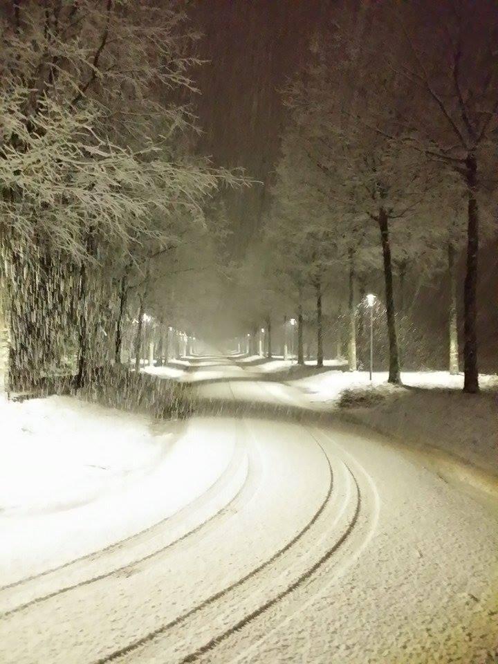 Allerta meteo per neve sopra i 200 metri, possibile  imbiancata a Roma