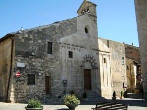 Chiesa di San Martino Tarquinia