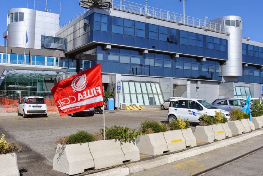"""Autorità portuale Civitavecchia: """"Nell'area sotto sequestro solo piccoli frammenti non pericolosi per la salute"""""""