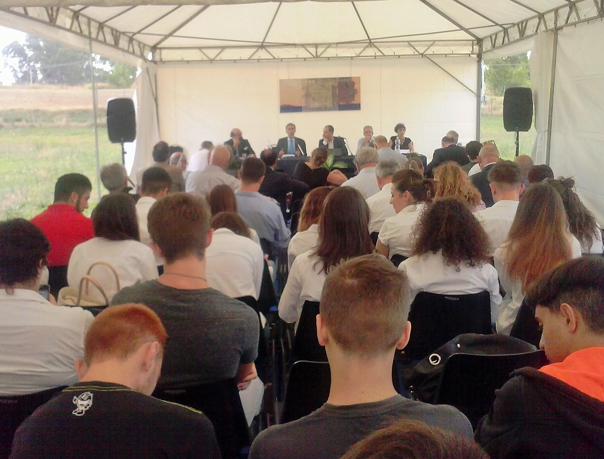 Ladispoli: Il Castellaccio di Monteroni diventa centro avanzato di ricerca e innovazione nel settore della biotecnologia agroalimentare