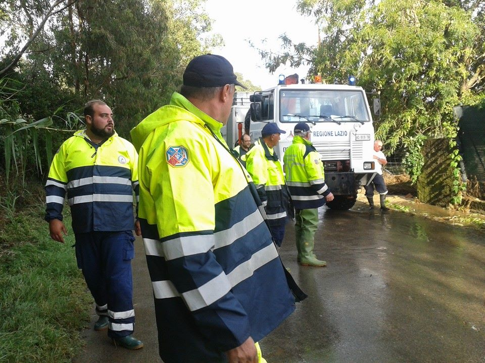 Maltempo, scatta emergenza a Canale Monterano
