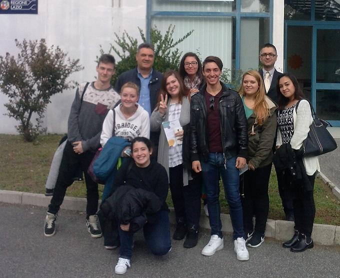 Il futuro è qui: gli studenti dell'alberghiero di Ladispoli al BIC di Bracciano