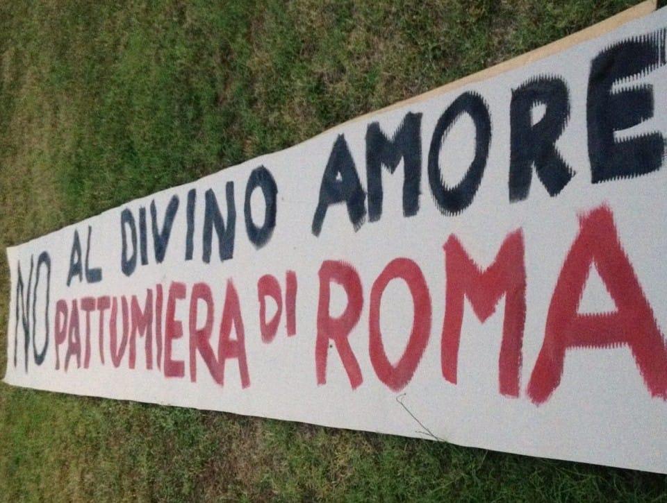"""Rifiuti Roma, """"il IX Municipio torna a vigilare"""": pronti numerosi sit-in"""