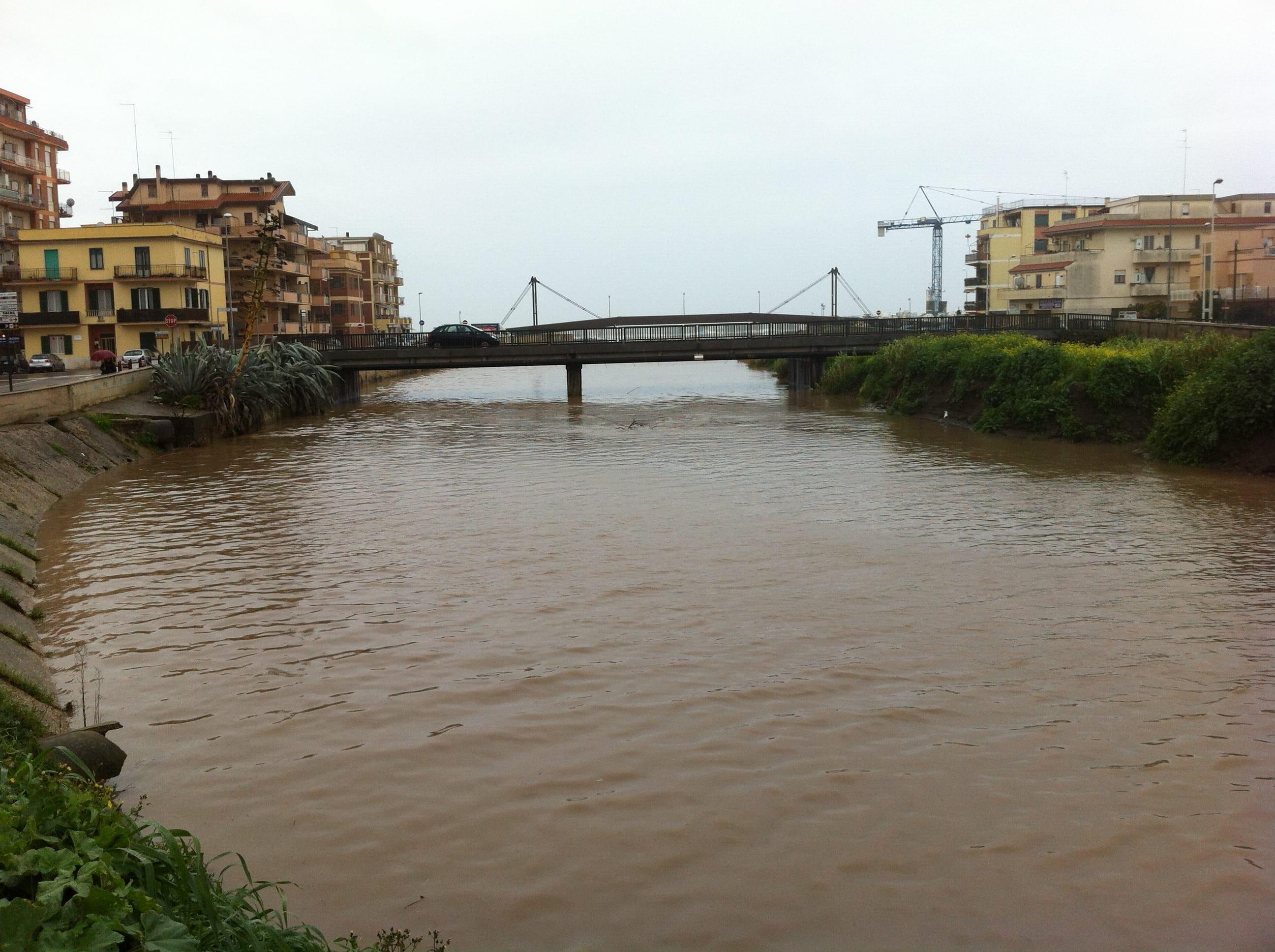 Ladispoli, voleva togliersi la vita lanciandosi dal ponte: dissuaso dalla Polizia Locale