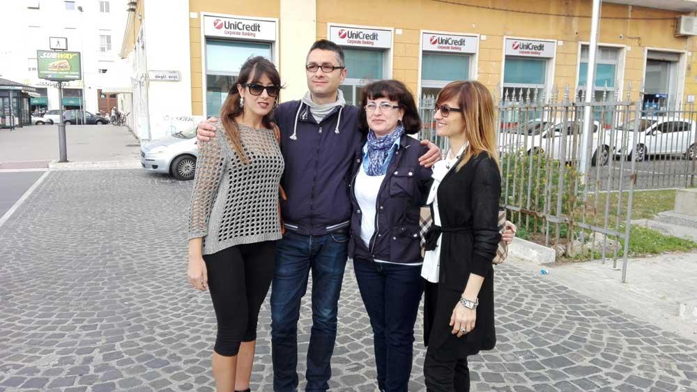 Studenti dell'alberghiero di Ladispoli in visita al Forte Michelangelo