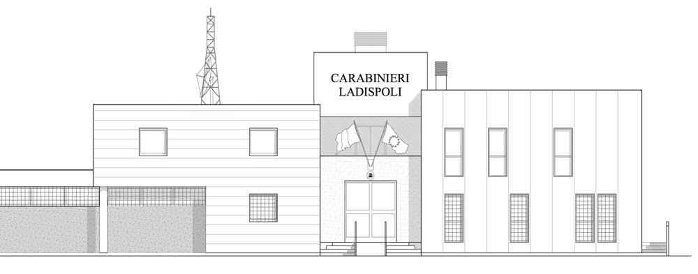 Ladispoli, la Lega sul cantiere della stazione dei Carabinieri che si apre giovedì
