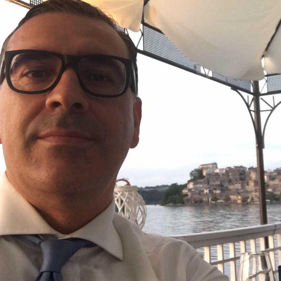 Avv. Andrea Piccioni, Assessore all'Urbanistica del comune di Anguillara Sabazia