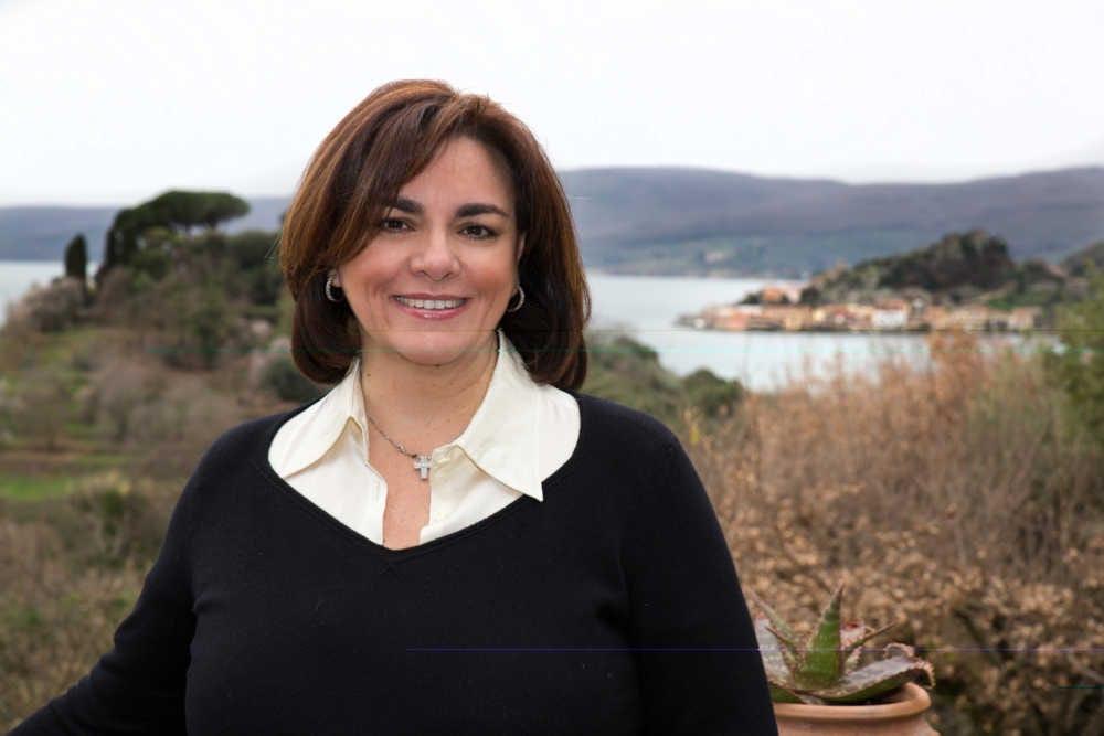 Claudia Maciucchi è il primo sindaco donna di Trevignano