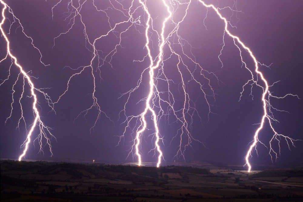 Allerta meteo Regione Lazio, in arrivo i temporali