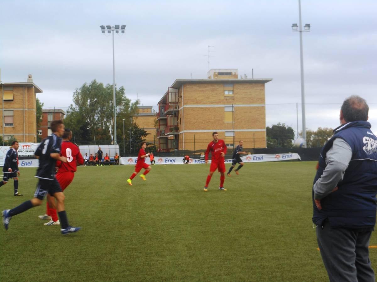 Calcio, Santa Marinella – Allumiere 0-0