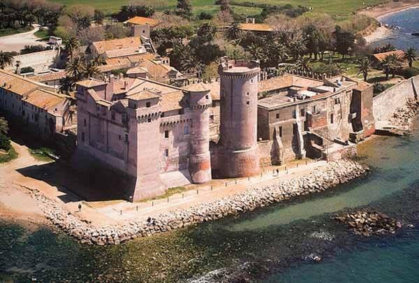 Castello Santa Severa, bando della Regione per i giovani