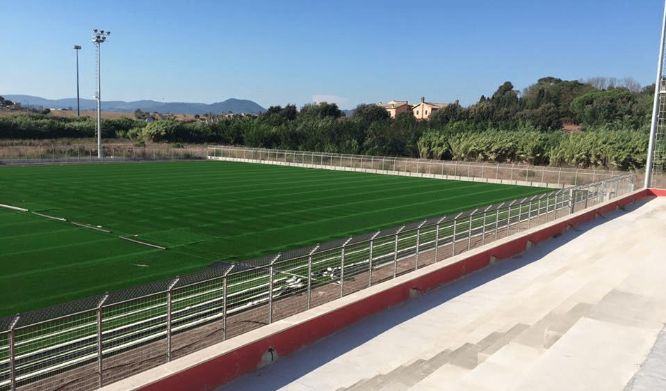 Ladispoli, Ardita: Stadio Angelo Sale e Stadio di Marina S. Nicola sono impianti da completare ed ammodernare