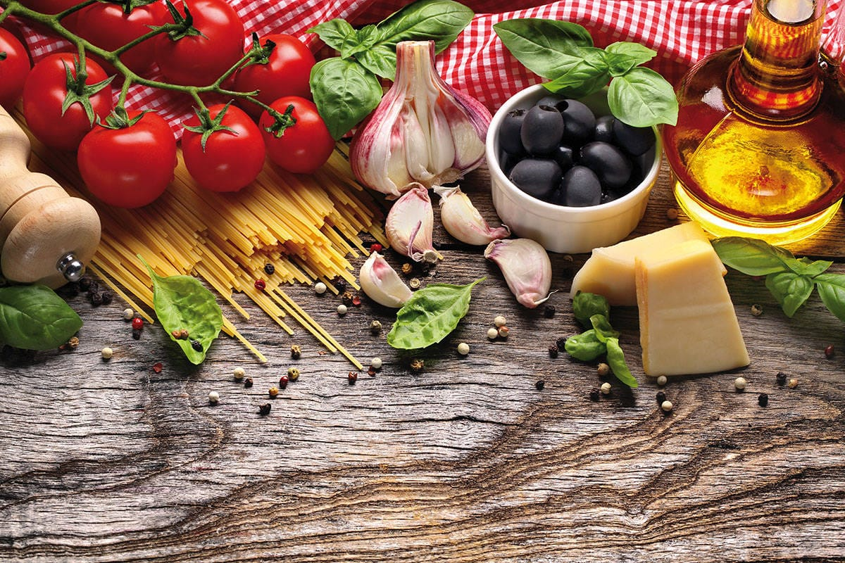 Dieta mediterranea e Scuolambiente: fra passato, presente e futuro