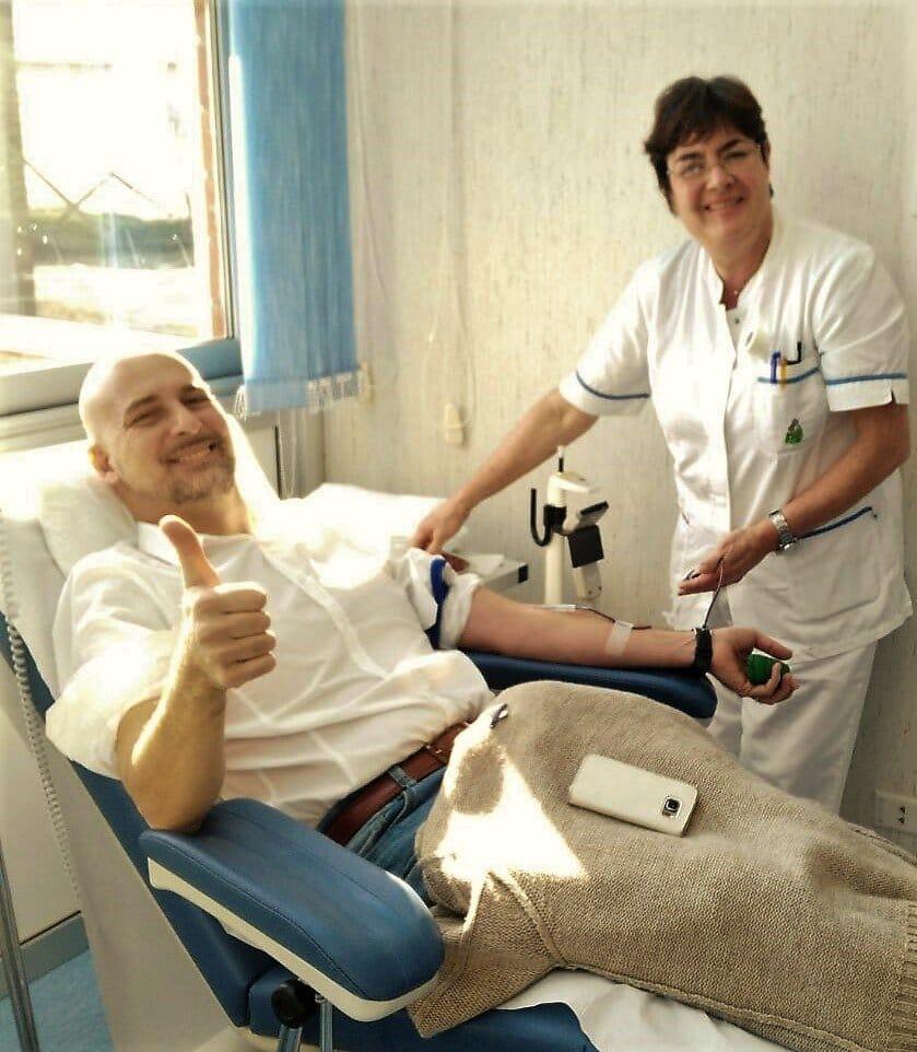 Successo per la giornata di donazione sangue all'istituto Giuseppe Di Vittorio di Ladispoli