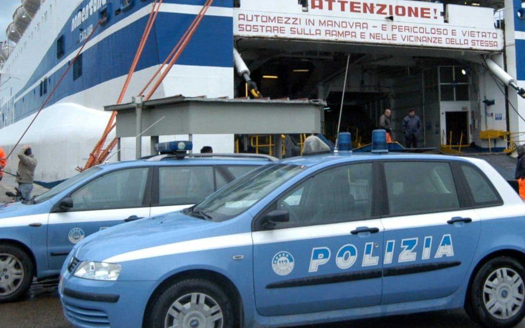 Civitavecchia, Polizia di frontiera: bilancio interventi