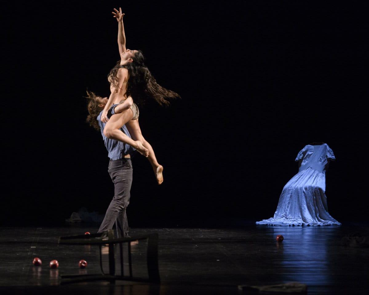 Tolfa, Teatro Claudio: il 14 dicembre triplice appuntamento con la danza contemporanea