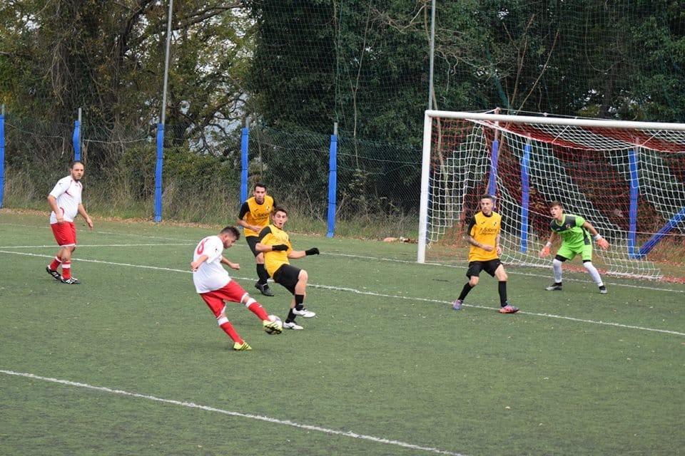 Calcio, Tolfa-Cpc è un thriller-derby