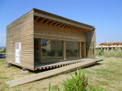 Ladispoli, aula didattica esterna Di Vittorio sulla prestigiosa Rivista di Architettura on-line ArchiDiAP