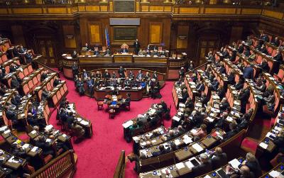 Ladispoli, un giorno al Senato della Repubblica per gli studenti dell'Istituto Tecnico Di Vittorio
