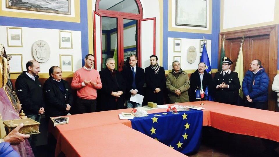 I re Magi maltesi rendono omaggio a Tolfa e Canale Monterano