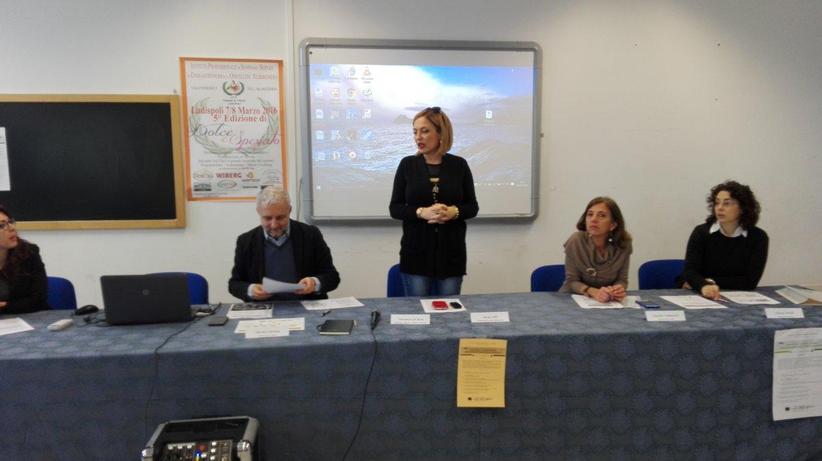 Successo per il convegno promosso da Enea contro lo spreco alimentare all'alberghiero di Ladispoli