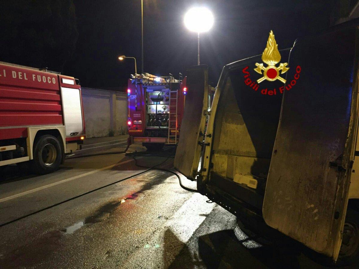 Santa Marinella: incendio in casa, proprietaria intossicata